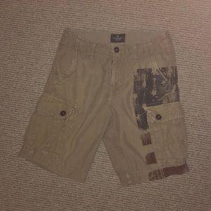 American Eagle cargo shorts. Men's 30.